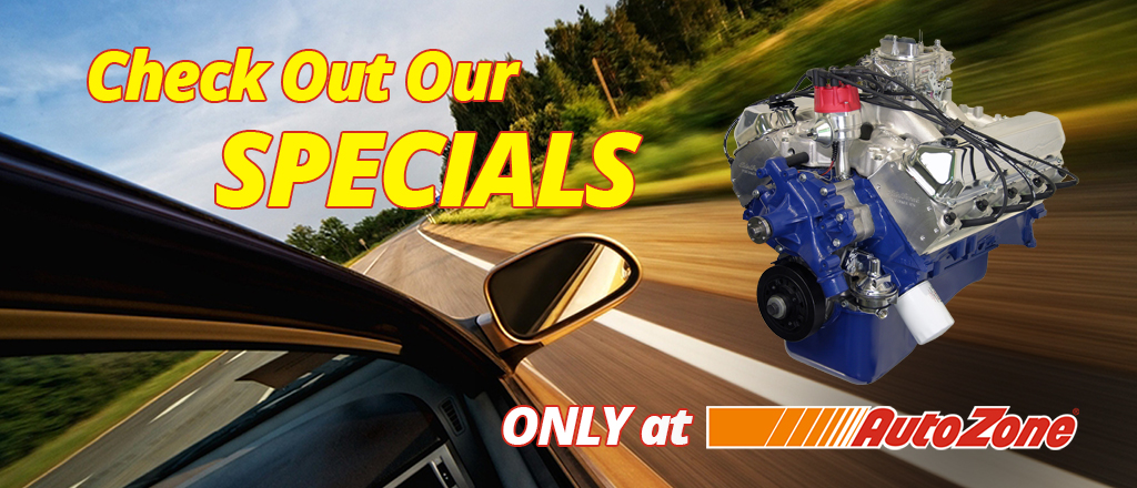 Check out NuTech By ATK® specials at AutoZone®